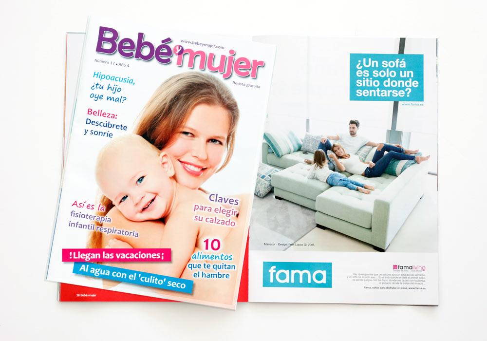 Bebé y Mujer - España