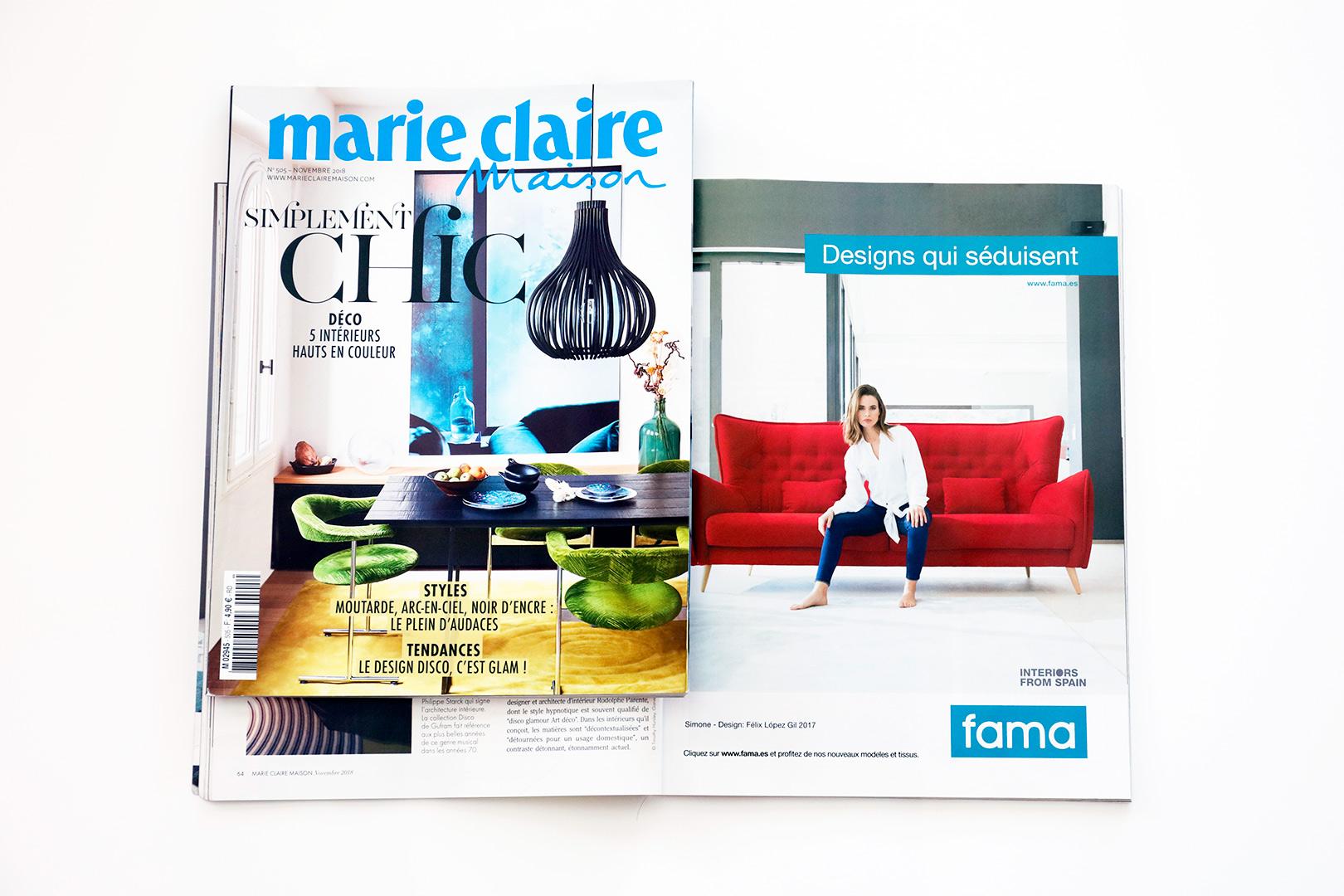 Marie Claire - Spain