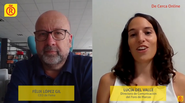Video-interview with Félix López Gil from the Leading Brands of Spain Forum