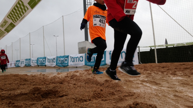 Fama, new official sponsor of the cross-country races circuit of ANOC