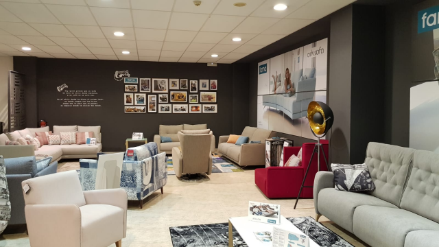 Neuer Showroom in Martorell