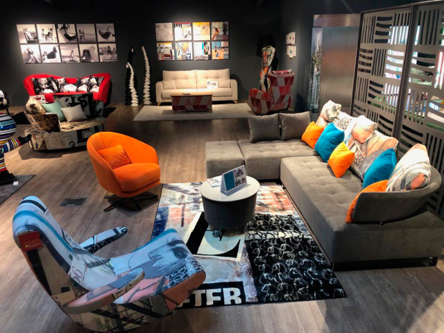 New Famaliving store in France.