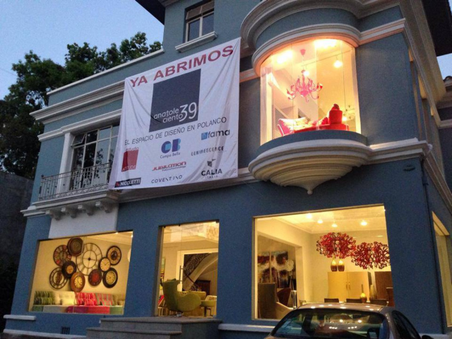 New Showroom in Mexico
