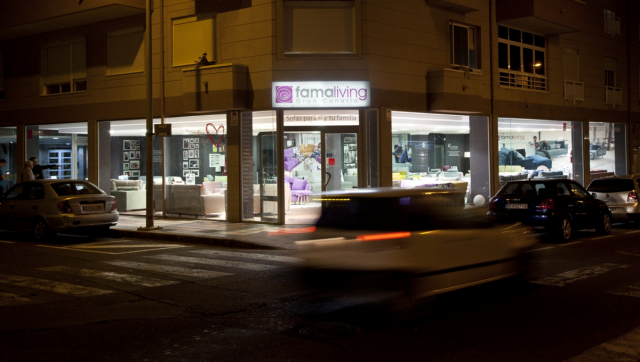 First Famaliving store in Canary Islands.
